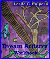 leslie halpern dream artistry workbook