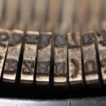 No Country for Old Typewriters
