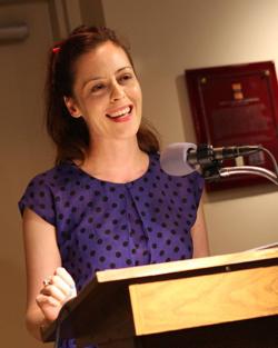 Annemarie Ní Churreáin photo by Kimberly Buchheit